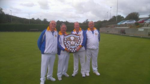 Captains Shield winners 2014