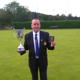Alex Crichton - County Unbadged Singles winner 2016